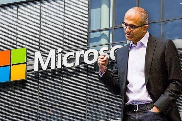 Satya Nadella bets large on future of software developers in India