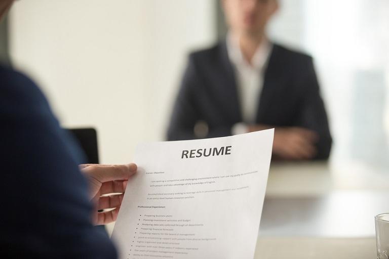 Five blunders activity seekers make in resumes